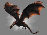 Imprimer le dessin en couleurs : Dragon, numéro 14af4604