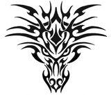 Imprimer le coloriage : Dragon, numéro 4728