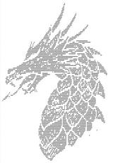 Imprimer le coloriage : Dragon, numéro 8724