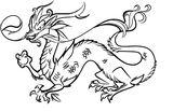 Imprimer le coloriage : Dragon, numéro ca00426a