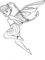 Imprimer le coloriage : Fée Clochette, numéro 8309417b