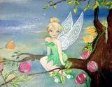 Imprimer le dessin en couleurs : Fée Clochette, numéro c250d926