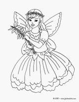 Imprimer le coloriage : Fée Clochette, numéro e5ad0f71
