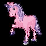 Imprimer le dessin en couleurs : Licorne, numéro 117442