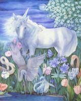 Imprimer le dessin en couleurs : Licorne, numéro 20783
