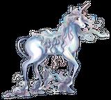 Imprimer le dessin en couleurs : Licorne, numéro 564182
