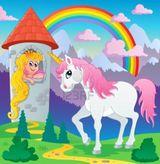 Imprimer le dessin en couleurs : Licorne, numéro 69995