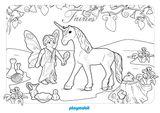 Imprimer le coloriage : Licorne, numéro 73c6f477