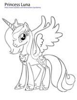 Imprimer le coloriage : Licorne, numéro 865580c2