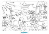 Imprimer le coloriage : Licorne, numéro af7e5d20