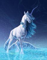 Imprimer le dessin en couleurs : Licorne, numéro c68ffcf8