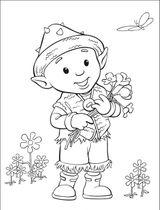 Imprimer le coloriage : Lutin, numéro 8315