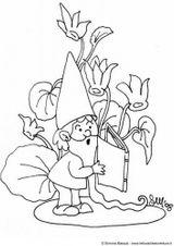 Imprimer le coloriage : Lutin, numéro 9567