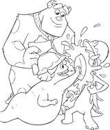 Imprimer le coloriage : Monstres, numéro 103f580f