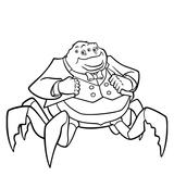 Imprimer le coloriage : Monstres, numéro 209520