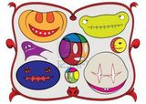 Imprimer le dessin en couleurs : Monstres, numéro 212380
