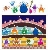 Imprimer le dessin en couleurs : Monstres, numéro 234944