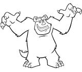 Imprimer le dessin en couleurs : Monstres, numéro 259259