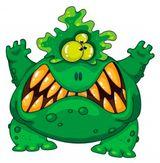 Imprimer le dessin en couleurs : Monstres, numéro 6e937968