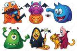 Imprimer le dessin en couleurs : Monstres, numéro 81f8c55a