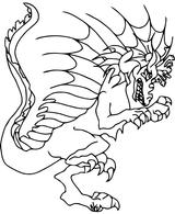 Imprimer le coloriage : Monstres, numéro 895c87a9