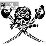 Imprimer le coloriage : Pirate, numéro 13609