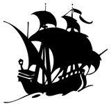 Imprimer le coloriage : Pirate, numéro 1827