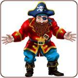 Imprimer le dessin en couleurs : Pirate, numéro 22447