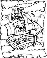 Imprimer le coloriage : Pirate, numéro 3814748e