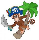 Imprimer le dessin en couleurs : Pirate, numéro 73592