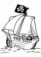 Imprimer le coloriage : Pirate, numéro aeb0fc49