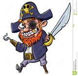 Imprimer le dessin en couleurs : Pirate, numéro cff0fc62