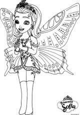 Imprimer le coloriage : Princesse, numéro 461e906d