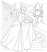 Imprimer le coloriage : Princesse, numéro 628974