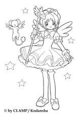 Imprimer le coloriage : Princesse, numéro 8294