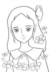 Imprimer le coloriage : Princesse, numéro 9059