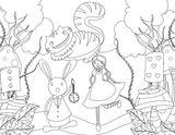 Imprimer le coloriage : Alice, numéro e8e64bf3