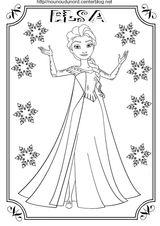 Imprimer le coloriage : Clara, numéro 884bc6e4