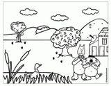 Imprimer le coloriage : Lilou, numéro 86dc5a9e