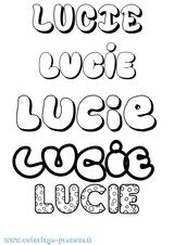 Imprimer le coloriage : Lilou, numéro a2680631