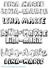 Imprimer le coloriage : Lina, numéro eb6b70b2