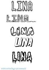 Imprimer le coloriage : Lina, numéro f7a097d1