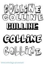 Imprimer le coloriage : Louise, numéro 75eaae0f