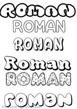 Imprimer le coloriage : Romane, numéro 582cb21c