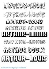 Imprimer le coloriage : Arthur, numéro 132d6f6a