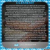 Imprimer le dessin en couleurs : Clément, numéro 2d17560a