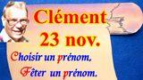 Imprimer le dessin en couleurs : Clément, numéro 6d5dee57