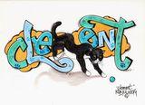 Imprimer le dessin en couleurs : Clément, numéro d96479f2