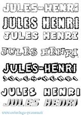 Imprimer le coloriage : Jules, numéro ac004d28