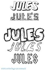 Imprimer le coloriage : Jules, numéro c5a8680